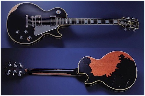 John Sykes's Custom Les Paul Signature